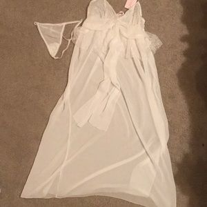 Other - Lace honeymoon gown